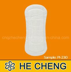 230mm日の使用の衛生学の超薄い衛生タオル