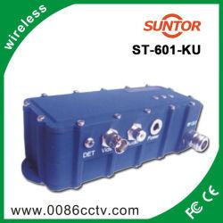 5-8km de l'industrie émetteur et récepteur AV sans fil