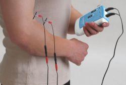 2 Stimulator van de Acupunctuur van het kanaal de Elektronische