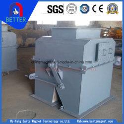 Письмо Постоянного Cxj магнитный сепаратор для снятия/железа Non-Metallic минералов сухой порошок