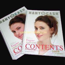 Scomparto di stampa/opuscolo Premium, catalogo, doppio catalogo del Collegare-o