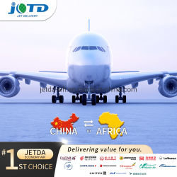 علي فيديكس DHL UPS TNT Express Air Freight Forwarder Courier الخدمة من الصين إلى أفريقيا