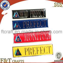 Moda personalizados de alta qualidade Nickle Identificação (FTNP1001A)
