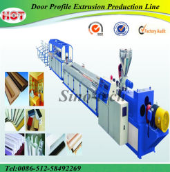 PVC-Rohr /Profil/Blechextruionssystem