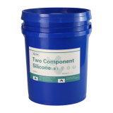 Échantillon gratuit en stock d'enrobage de silicone
