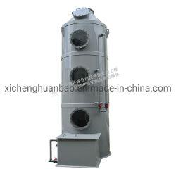 Controlador de ácidos y álcalis industrial de residuos orgánicos de purificación de Gas Plasma