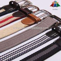 La fascia elastica della tessitura, la fascia della tessitura dell'esercito, fascia di tela di canapa può essere personalizzata