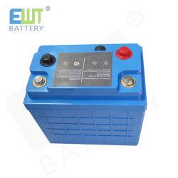 리튬 이온 건전지 팩을%s Ewt 12V 100ah LCD BMS Bluetooth
