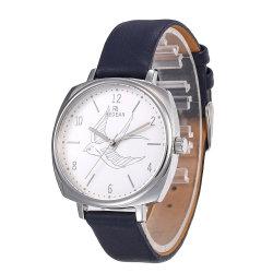 2020 디자이너 OEM 버드 다이얼 우아한 여성용 가죽 손목 시계