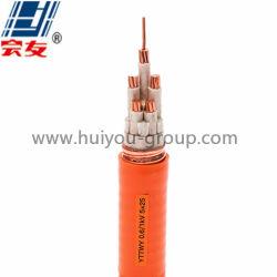 방수가 되는 방화 방폭 내염성 미네랄 인슐레이티드 구리 클래드 전기 전원 케이블 Bttttz 4X16mm2 알루미늄 케이블 컨트롤 케이블