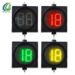 LED-Ampeln Single Digital Countdown Timer mit Rot Grün