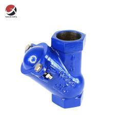 Vendita a caldo Produttore diretto duttile ferro filettato valvola di ritegno a sfera per impianto idraulico in industria, costruzione, trattamento delle acque
