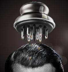 Масло для волос на голове аппликатора уход за прибором для видимого роста волос волосы гребнем с функцией массажа