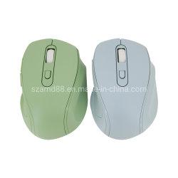 6D más recientes 2.4G Wireless Mouse de computadora de escritorio para Laptop
