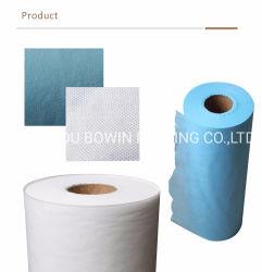 100% PP Spunbond Non-Woven ткани из полипропилена Spunbond нетканого материала не из ткани в рулон в маску для лица