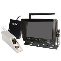 Chariot élévateur à fourche Système de caméra sans fil avec une caméra HD et moniteur sans fil