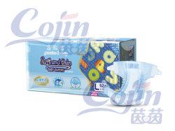 Verzorging huidvriendelijke disposable babyluier / OEM / ODM/babyproducten/baby Zorg van Cojin Yinyin