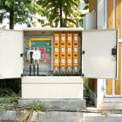 El fusible del alimentador eléctrico desconector de interruptor de pilar