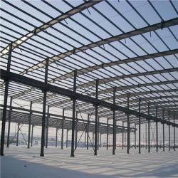 China Steel Structure Workshop Fabrik zum Verkauf mit besten Preis