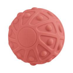 Lado de borracha macia Rolete Esférico de exercícios de vibração de yoga massagem Bola de treinamento