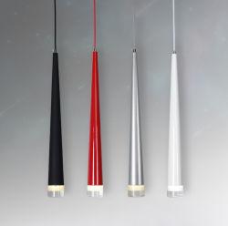 현대적인 샹들리에 리빙 룸 키친 현대적인 조명 현미경