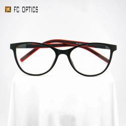 O logotipo personalizado Cat Eye Sight Vintate Mens Homem Tr90 Kids corpo Ultem Fabricante homens Gafa vidros ópticos Óculos Armações de óculos