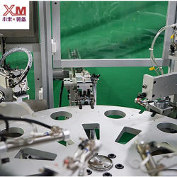 자동 어셈블리 용접 면 고르기 강철 구조 H 빔 용접 생산 기계 라인