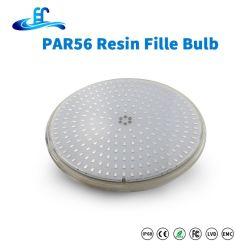 樹脂によって満たされるPAR56 LEDのプールライトアクアリウムRGB IP68水中ライト