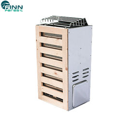 공장 가격 고품질 3kw Sauna 전기 히이터