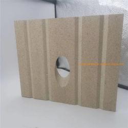 L'intérieur de haute qualité 400-1200kg/m3 de la chaleur de la vermiculite Conseil d'isolation thermique ignifuge
