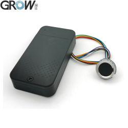 Crecer K236-A+R502-DC6V 4*AAA de la Junta de Control de huella dactilar con la caja de batería