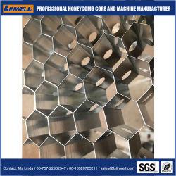 Fabrik-heißer Verkaufs-Aluminiumbienenwabe-Panel-Verkaufs-Kern-Zwischenlage-Panels für Laser-Schnitt-Bett-Decke