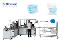 Non-woven volautomatische productielijn Flat 3ply Masker machine