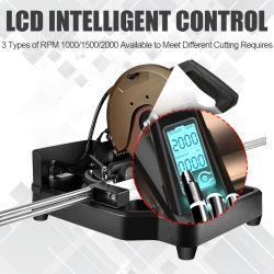 Il taglio bagnato di alta precisione portatile di AC100-240V ha veduto per i circuiti di taglio