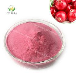 Wasserlösliche Organische Natürliche Cranberry Fruchtsaft Extrakt Pulver