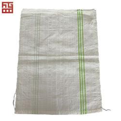 Polypropyleen Custom Print Clear Plastic Earth Feed Fabric kunstmest Garment Platte zak
