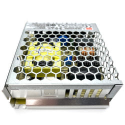 مصدر طاقة تحويل مغلق بجهد 24 فولت أحادي الخرج