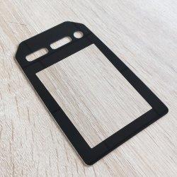 Couvercle de 1.1mm OEM Electronicl Verre protecteur pour écran tactile