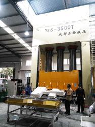 H الإطار SMC تشكيل الضغط الهيدروليكي 2000t ضغط القوالب BMC 2000 طن