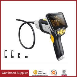 Endoscope industriel numérique HD 1080P ordinateur de poche portable Endoscopie Videoscope caméra avec écran LCD de 4,3 pouces pour tuyau