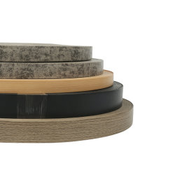 حزام حافة PVC بلون خالي من الخشب شديد الجودة أثاث سير حافة المضخة الهيدروليكية