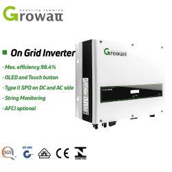 سعر الشركة المصنعة 20 كيلو واط 30كيلو واط 50 كيلو واط عاكس الطاقة الشمسية في الشبكة محول عامل بالطاقة الكهربية