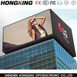 Outdoor P5 P4 Giant Billboard Indoor Fullcolor Soft/Flexible/Bendable LED 디스플레이/패널 광고 서명 화면