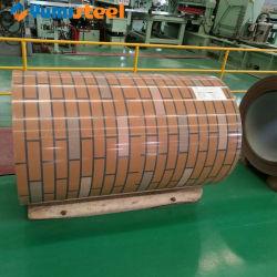 Дизайн катушки цвета стали PPGI/PPGL печать для стальных структуры продуктов