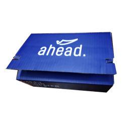 Nouveau design coloré Matt personnalisé impression Mailer Boîte en carton ondulé à la déchirure Strip