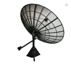 هوائي جيد Mesh Dish بحجم 1.8 م 180 سم لمادة جيدة مخادع التلفاز