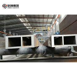 De Structuur van het staal met Aangepast van Dikte van de Muur 360mm