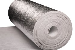 Polietileno de Aluminio ignífugo reflectante Material de espuma EPE materiales de aislamiento térmico aislamiento térmico para el techo