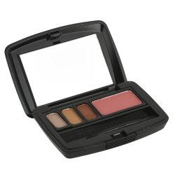 OEM-косметику высокого качества новых 4 цветов окрашивание палитра перед лицом макияж водонепроницаемый долговечные окрашивание порошок для макияжа