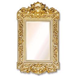 Banruo Antique Poliuretano renascentista da estrutura do espelho para Decoração de parede